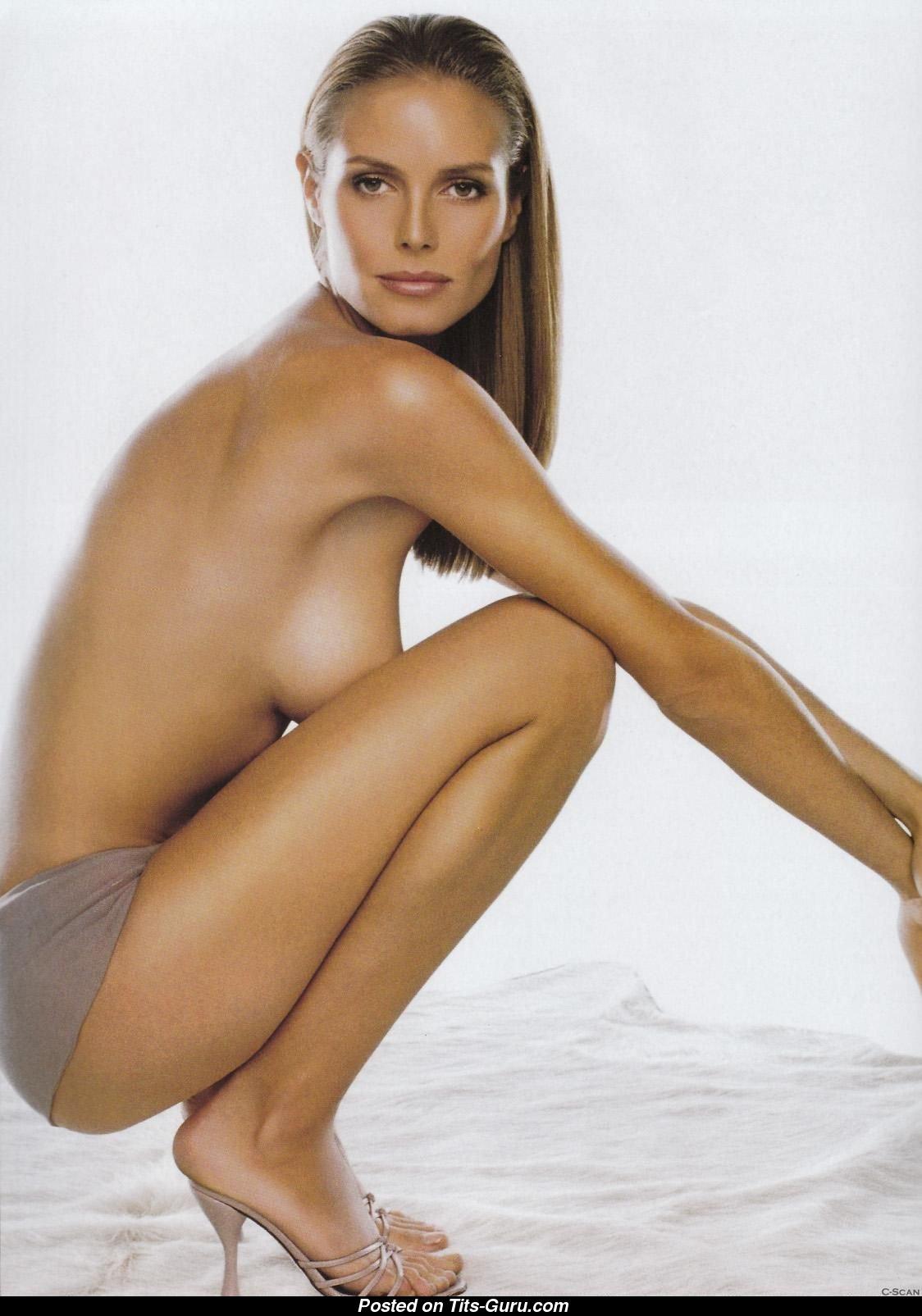 Heidi Klum Sexy Nude Amazing Woman Image