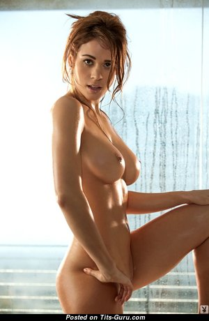 Amazing Babe with Amazing Exposed Medium Busts (Hd Sexual Picture)