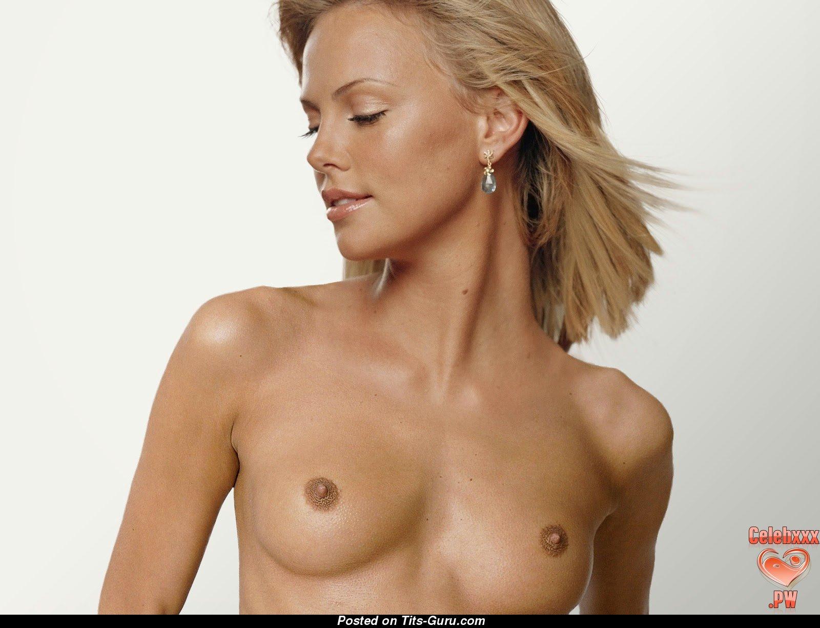 Charlize Theron Sexy Naked Wonderful Lady Pic
