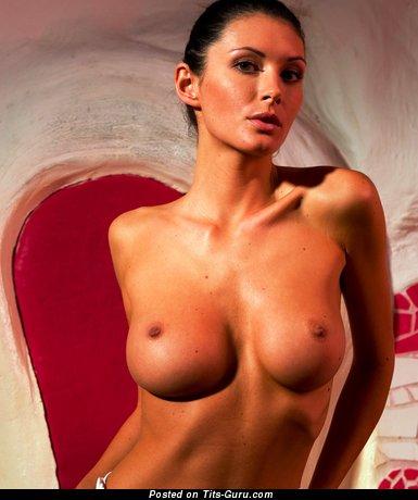 Image. Orsi Kocsis - naked awesome lady with big breast photo