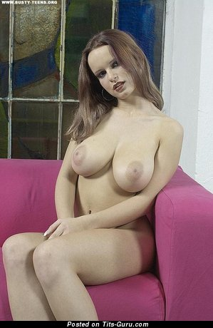 Image. Peach A - naked beautiful woman pic