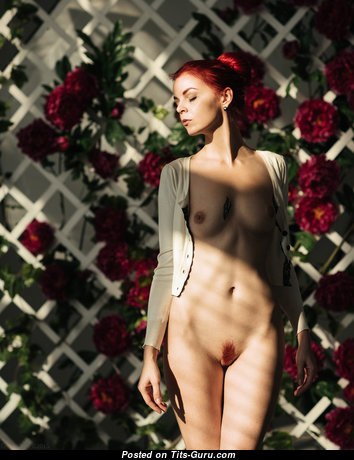 Hot Naked Red Hair (Hd Sexual Photo)