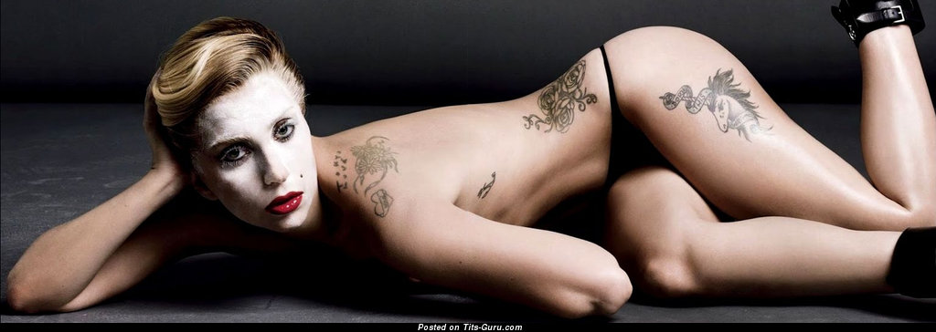 Naked lady gaga porn pics opinion you