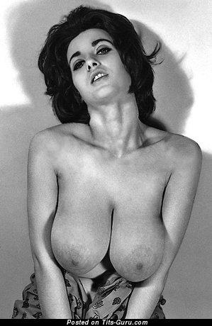 Joan Brinkman - nude beautiful woman with big natural boobies picture