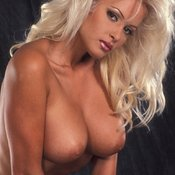 Zdenka Podkapova - blonde with big tittes picture