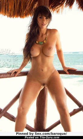 Image. Carol Dias - wonderful girl with big fake tittys pic