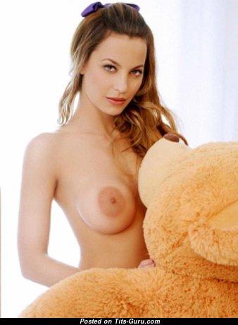 Erika Mitdank - Graceful Topless Argentine Red Hair (Hd Sex Pix)
