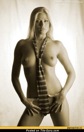 Image. Beautiful woman with medium tittys image