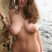 Polina - wonderful woman with big natural tittes image