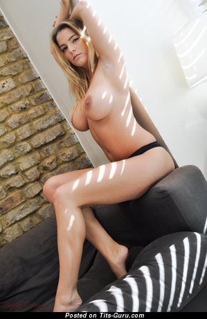 Image. Jess Kingham - blonde with big natural tittys picture