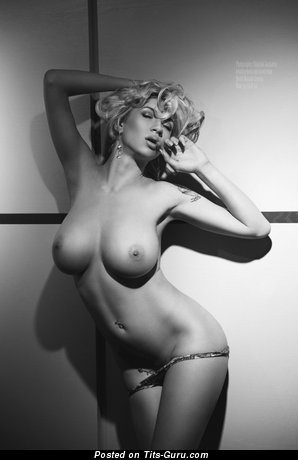 Image. Natasha Legeyda - nude hot female with big tits photo