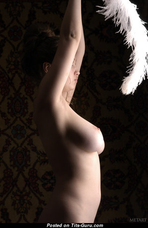 Aneli A - Adorable Blonde with Adorable Open Real Firm Boobie & Big Nipples (Hd 18+ Foto)