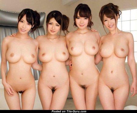 Azusa Akane, Misuzu Kawana, Mana Makihara and Mai Mizuki - Pleasing Topless & Wet Asian Playboy Actress, Babe, Babysitter, Pornstar & Mom with Pleasing Exposed Medium Sized Boobies, Long Nipples, Sexy Legs (Private 18+ Pix)