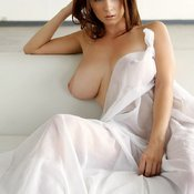 Julia / Victoria - wonderful female with big natural breast picture