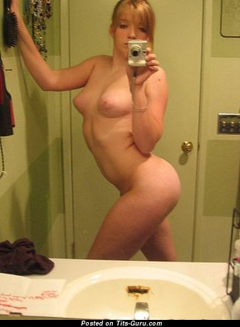 Image. Naked awesome girl with natural boobies image