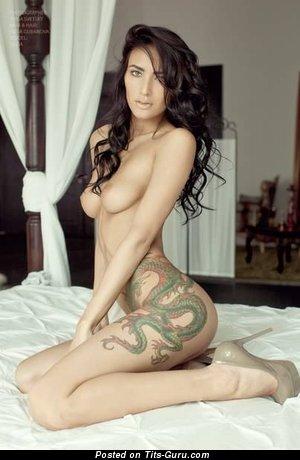 Amateur nude awesome female image