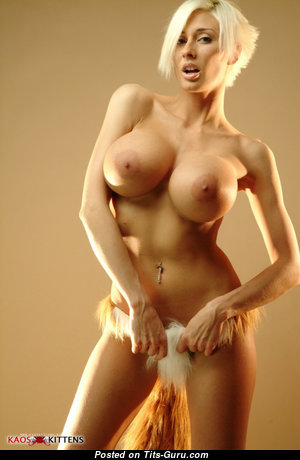 Marie-Claude Bourbonnais - Perfect Canadian Playboy Blonde Babe with Perfect Defenseless Silicone Medium Tits & Long Nipples (Sexual Wallpaper)