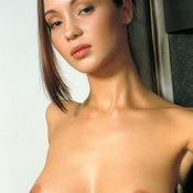 Oksana Konakova - hot girl with big natural tittes photo