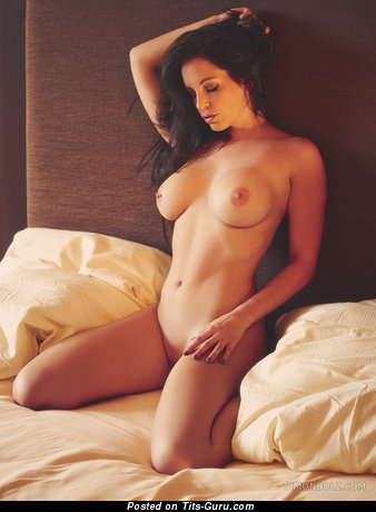 Image. Saya - amazing lady with small tots pic