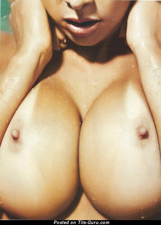 Judy Lemos - Yummy Latina Babe with Yummy Nude Real Full Titties (Sexual Picture)