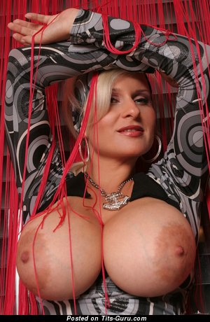 Image. Cassandra - nude wonderful woman with huge breast image