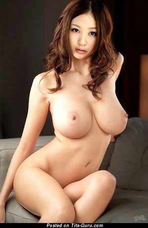 Image. Sexy naked asian with big natural tots picture