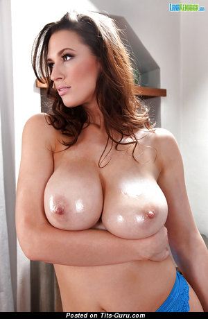 Image. Lana Kendrick - nude wonderful woman with huge natural tittes image