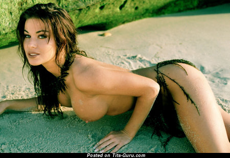 Carmen Electra - Hot American Brunette Babe & Actress with Hot Defenseless Ddd Size Boobies (Hd Xxx Image)