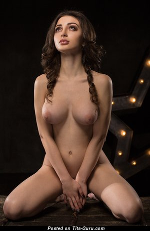 Natali Cherry - The Best Babe with The Best Exposed Mid Size Boobies (Hd Sexual Picture)