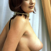Dina Lyachenko - sexy nice woman with big natural breast picture