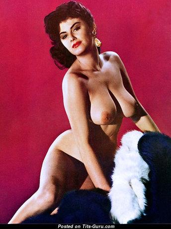Eve Eden: сексуальная раздетая красотка (ню фотка)