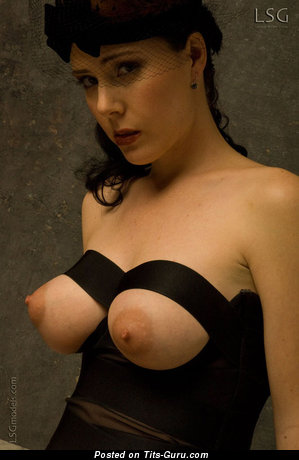 Image. Heather - sexy nude wonderful girl with medium natural tits pic
