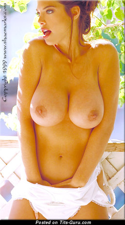 Shae marks big tits