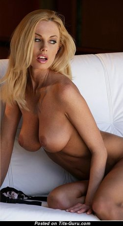 Anita Dark - Awesome Hungarian Blonde Pornstar with Awesome Nude Real Tit (Sexual Picture)