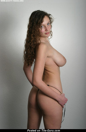 Image. Ashley Spring - sexy nude wonderful lady with big natural breast picture