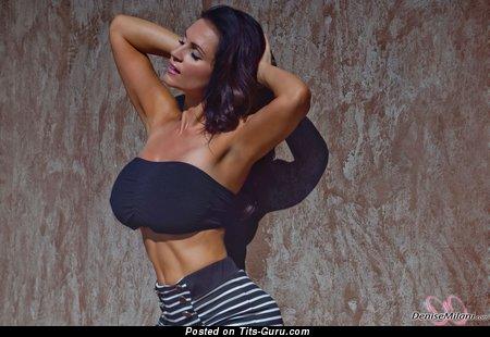Image. Denise Milani - wonderful girl photo