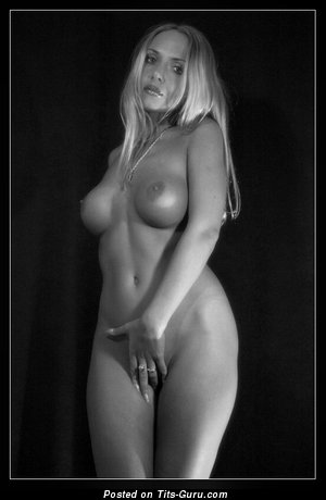 Image. Nude amazing lady with big tots photo