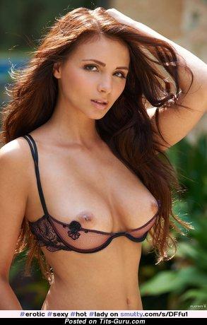 Stunning Undressed Babe (18+ Wallpaper)