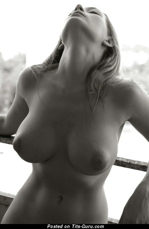 Image. Nude wonderful girl with big natural tittes pic