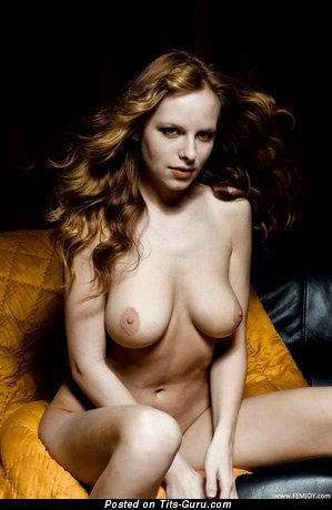 Carmen Gemini - Graceful Czech Red Hair with Graceful Bare Real Big Sized Tittys (Hd Sex Photoshoot)