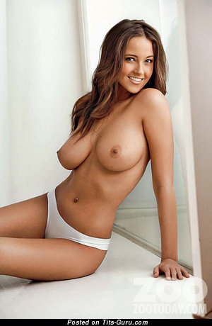 Image. Sexy wonderful woman with natural boobies image