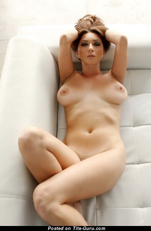 Image. Victoria - nude nice lady with big natural breast image