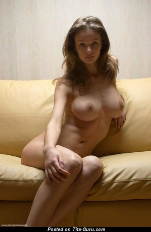 Nude hot girl with big tits image