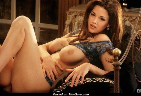 Tiffany Taylor - Magnificent American Playboy Red Hair Babe with Superb Bare Round Fake Dd Size Boobie (Hd 18+ Picture) #american #playboy #medium_boobs #silicone_boobs #hd #babes #red_hair #boobs #tits #nude #erotic #сиськи #голая #эротика #titsguru
