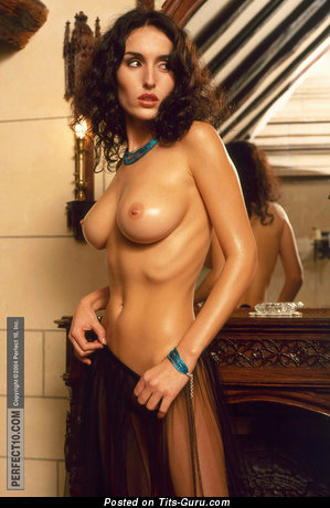 Image. Monica Martinez - latina brunette with medium boobs image