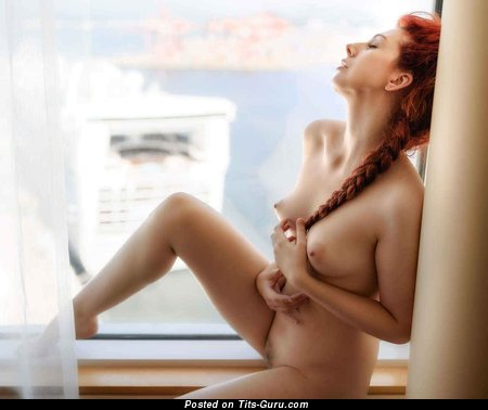 Fascinating Undressed Red Hair (Hd Sex Photo)