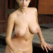 Felicity Fey - amazing female with big natural tittes photo