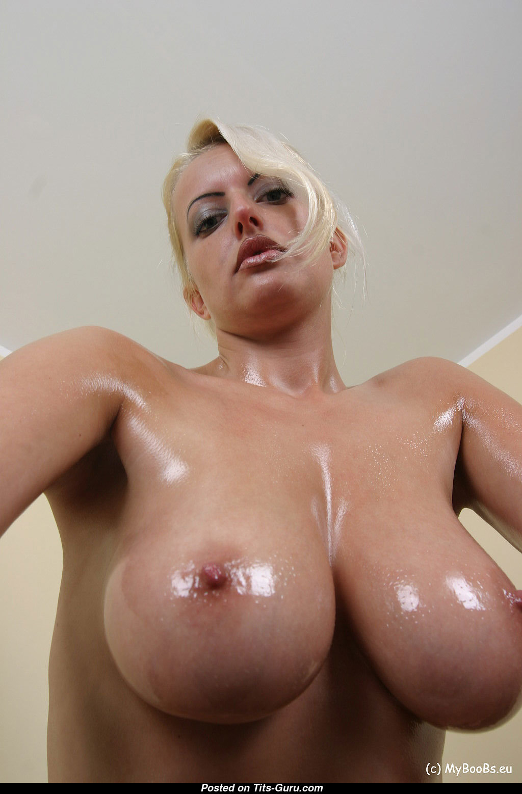 Blonde Big Tits British Milf