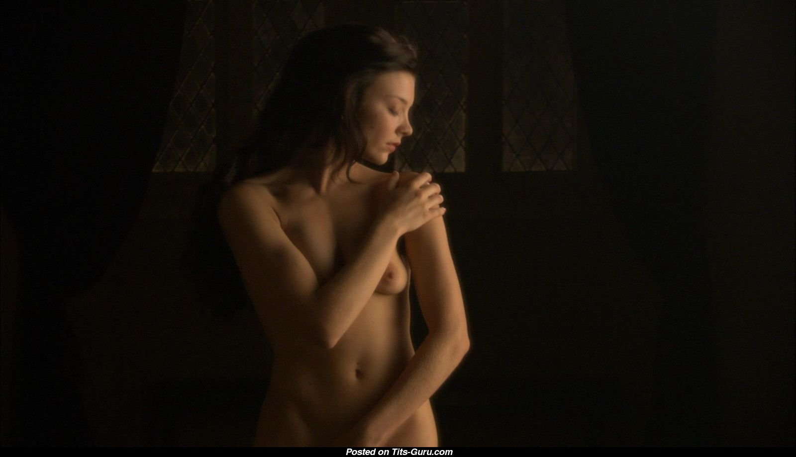 Natalie dormer nude boobs and tattooed body from in darkness movie new picture
