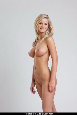 Image. Wonderful girl with natural breast photo